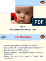 Hiv Infection in Pediatrics
