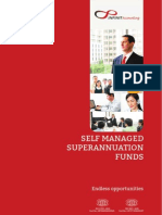 Self Managed Superannuation Funds Outsourcing Brochure - Infinit Accounting