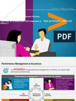 Annual Performance Management Process for Employees Updated
