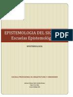 grupo II - Epistemología en el siglo XX