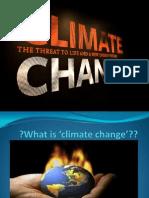 Climate Change Combine