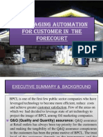Leveraging Automation for Customer in the Forecourt(1)
