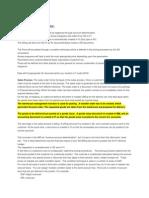 SAP Understanding Doc