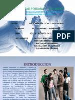 Universidad Peruana Los Andes- Esteriotipo Exposicion