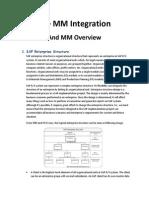 FI MM Integration