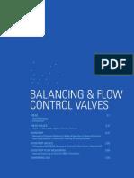 180154666 Balancing Flow Control Valves PDF