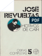 Jose Revueltas Los Motivos de Cain