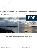Jack Ups in Operation - Types and Differences