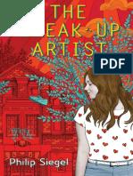 The Break-Up Artist by Philip Siegel - Chapter Sampler
