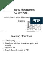 OM Dm2010 Quality Part 1