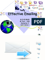 Writing Email Skills
