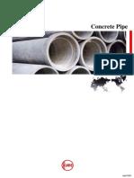 Hume Concrete Pipe