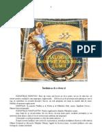 """Părintele Platon Popovici """"'Dialoguri despre Facerea lumii'' Întâlnirea de a doua zi"""