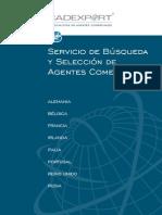 Cadexport presentación multipaís 2014