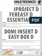 Ferroli Service Manual Domiproject D 2012