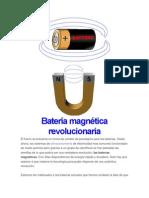 Bateria Magnetica