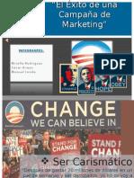 El Éxito de una Campaña de Marketing