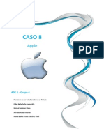 Caso 8.- Apple