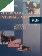 Vet. Internal Medicine text book