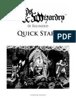 Sword and Wizardry Quickstart