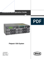 Installation and Operation Guide FP 125A System (B - 1503287 - 1 - 1)