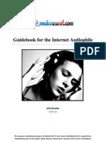 MakeUseOf.com - The Internet Music Guidebook