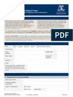 Employer Referee Report Form 2012 07
