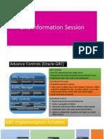 Advance Controls (Oracle GRC)