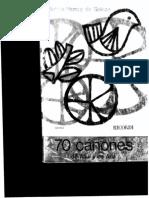 70 Canones de Aqui y Alla Hemsy de Gainza