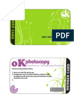 desain card