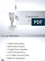 Cognitivism (Applied Linguistics)