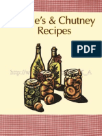 Pickles and Chutneys Recipes