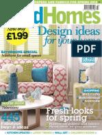GoodHomes Magazine March 2012