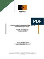 Estrategia de Educación para  el Desarrollo, Voluntariado  e Incidencia Política