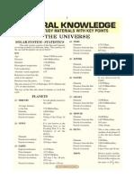 General Knowledge Book