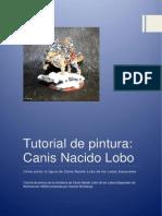 Tutorial de pintura de Canis Nacido Lobo
