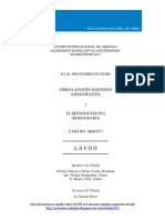 ICSID Case No. ARB/97/7