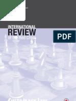 Study on customary international humanitarian law