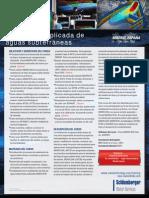 """Curso """"Modelación Aplicada de Flujo y Transporte en Aguas Subterráneas"""""""
