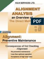 Kiln Alignment Analysis