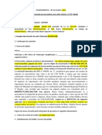 2 - REQUERIMENTO Revisão Imposto Modelo + de 50usd