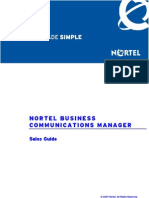 Nortel BCM Sales Guide[1]