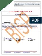 Oracle ADF Lab 1