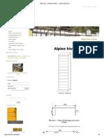 Alpine Hive Scheme