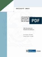 Estudo Sobre Economia Trafico Drogas Rio