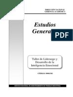 89001302 Taller de Liderazgo y Desarrollo de La Inteligencia Emocional