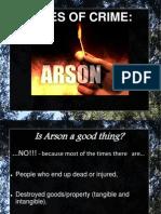 Arson 2014s