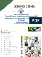 Engineering Design 2 [UTHM]