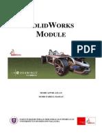 SolidWork Module [UTHM]