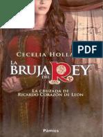 Cecelia Holland - La Bruja Del Rey